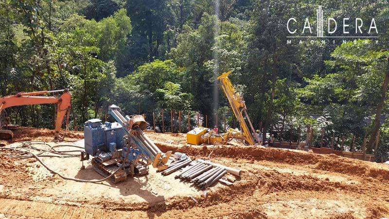 Rental - Multipurpose Drilling Rig   Multipurpose Drilling
