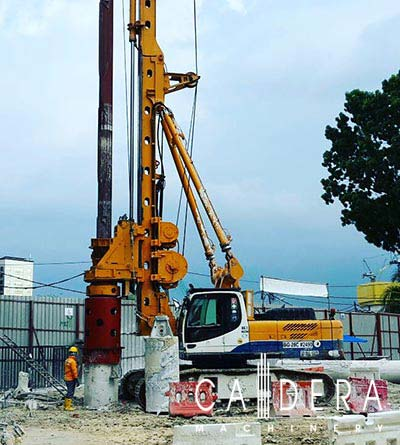 Rental - Rotary Drilling Rig, Rotary Drilling Rig rental
